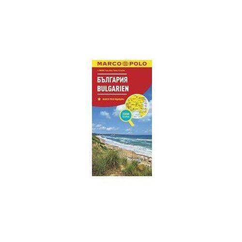 Marco Polo Mapa Samochodowa Bułgaria 1:800 000 Zoom, praca zbiorowa. Tanie oferty ze sklepów i opinie.