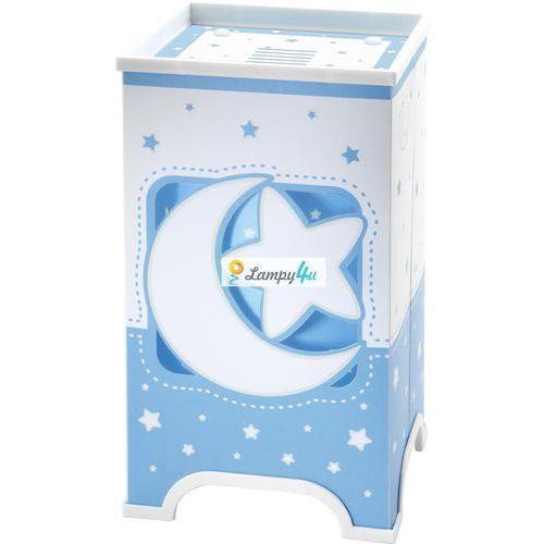 LED Lampa stołowa dziecięca BLUE MOON 1xE14/1W LED - produkt z kategorii- Oświetlenie dla dzieci