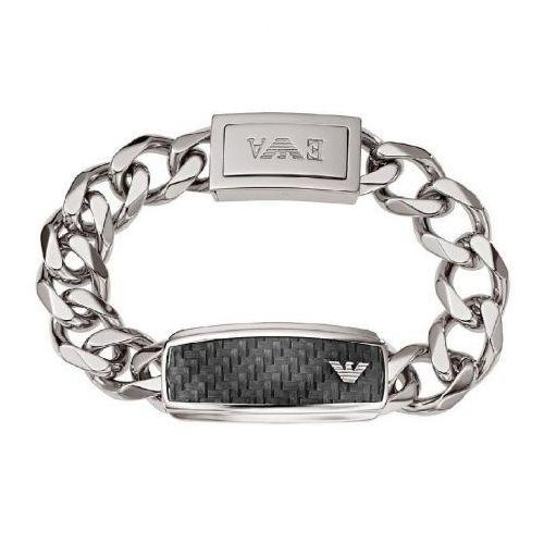 Bransoletka egs1688040 19 oryginalna biżuteria ea marki Emporio armani