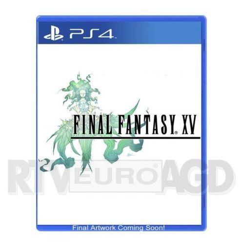 OKAZJA - Final Fantasy 15 (PS4)