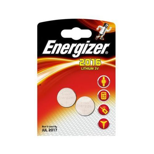 Bateria ENERGIZER CR2016 (2 szt.)