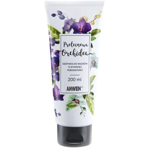 Orchidea, Proteinowa Odżywka do Włosów o Wysokiej Porowatości, Anwen, 200ml (5907222404096)