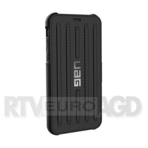 UAG Metropolis Case iPhone X (czarny), kolor czarny