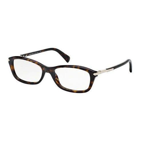 Okulary korekcyjne  pr04pv 2au1o1 marki Prada