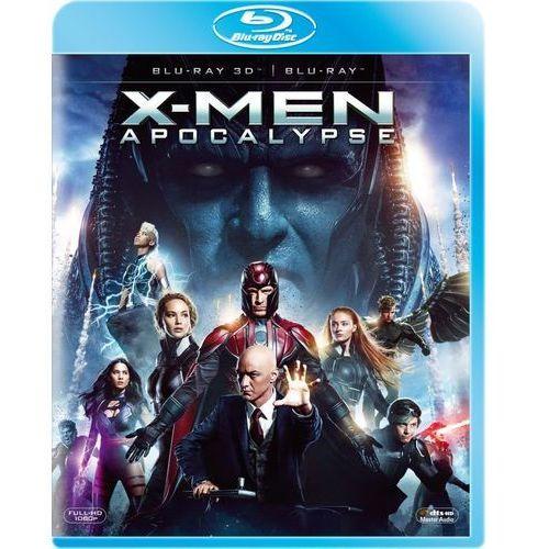 X-Men: Apocalypse 3D (2-dyskowe wydanie) (Blu-ray) - Singer Bryan (5903570072284)