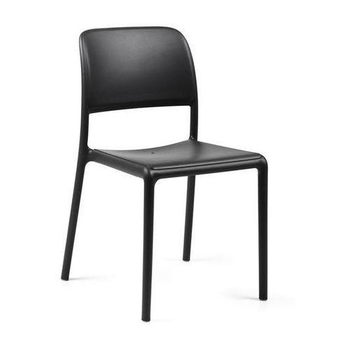 Nardi Krzesło riva czarne