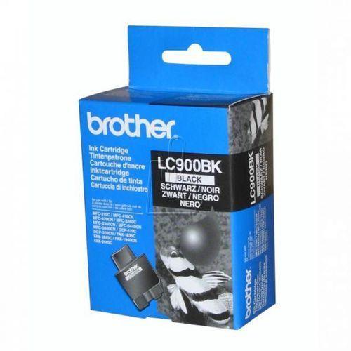 Brother Tusz  lc-900 bk czarny dcp-115 (4977766627887)