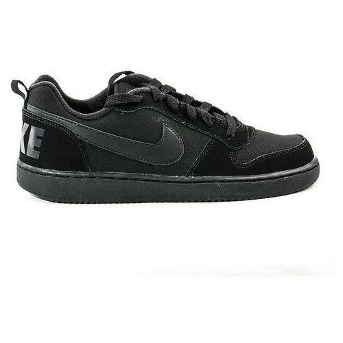 Buty court borough low gs - 839985-001 - czarny marki Nike