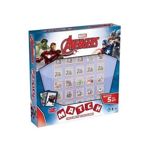 Gra Match - AVENGERS - TOP TRUMPS, AM_5036905028691
