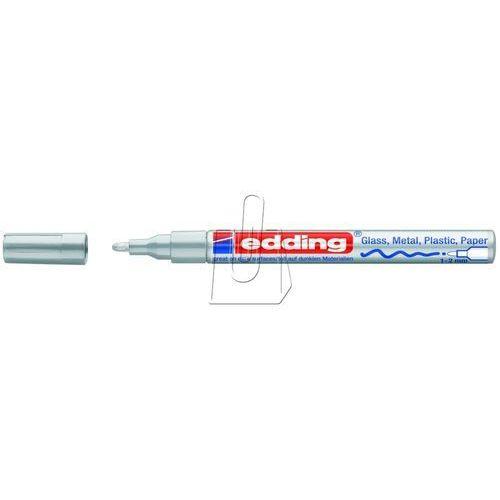 Marker olejowy 751 srebrny marki Edding