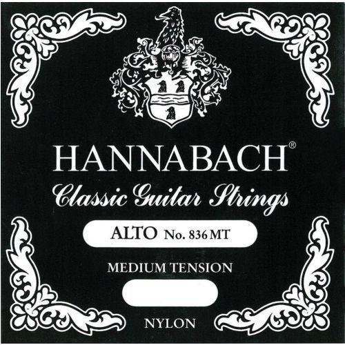 Hannabach (652806) 836mt struna do gitary klasycznej (medium) - h/b6