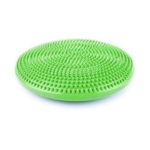 SPOKEY FIT SEAT - 834276 - Poduszka do ćwiczeń równoważnych i masażu - zielony