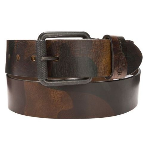 Pepe Jeans Lewis Belt Czarny Brązowy 90 cm (8434341621303)