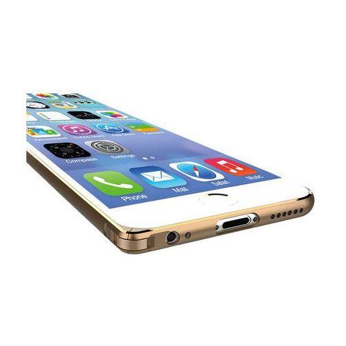 Aluminiowy bumper ramka  casense iphone 6 złoty marki Jcpal