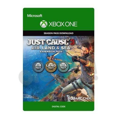 Just Cause 3: Przepustka - pakiety Powietrzny, Lądowy i Morski [kod aktywacyjny], 7D4-00081