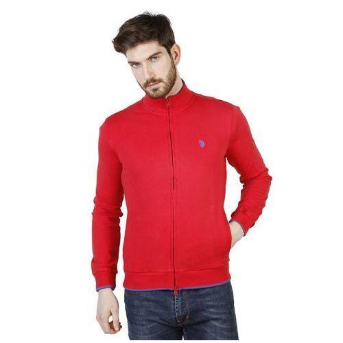 U.s. polo Bluza męska 42274 49333 czerwona