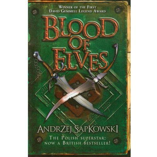 Blood of Elves (9780575084841)