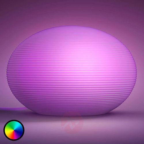 Philips 40904/31/p7 - led lampa stołowa hue flourish 1xe27/9,5w/230v