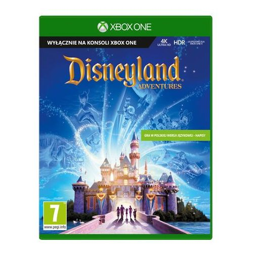 Disneyland Adventures (Xbox One). Najniższe ceny, najlepsze promocje w sklepach, opinie.