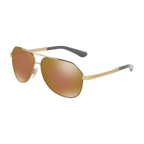 Okulary słoneczne dg2144 sicilian taste 1295f9 marki Dolce & gabbana