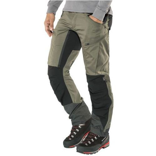 Lundhags Makke Spodnie długie Mężczyźni short oliwkowy 54-krótkie 2018 Legginsy i spodnie treningowe