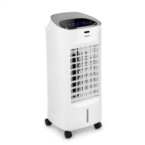 coolster chłodnica powietrza wentylator jonizator 65 w 320 m³/h zbiornik 4l biały marki Oneconcept