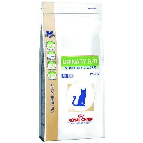 cat urinary s/o moderate calorie umc34 400g marki Royal canin vet