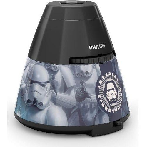Lampka z projektorem PHILIPS 717699916 Star Wars + DARMOWY TRANSPORT!