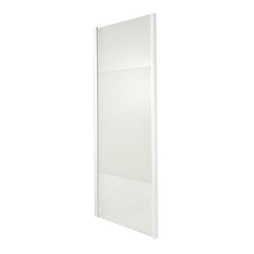 Ścianka prysznicowa Onega 80 cm biały/wzór (3663602944461)