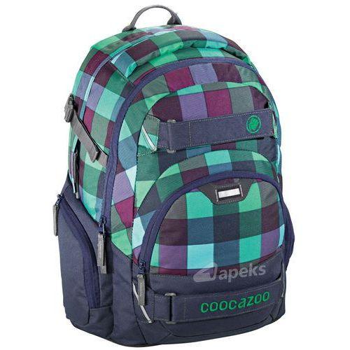Coocazoo plecak CarryLarry II - (001299620000) Darmowy odbiór w 19 miastach!, kolor wielokolorowy