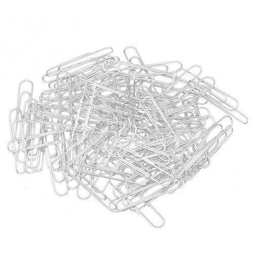 Titanum Spinacze biurowe okrągłe, 28 mm, opakowanie 100 sztuk - autoryzowana dystrybucja - szybka dostawa - tel.(34)366-72-72 - sklep@solokolos.pl (5903364230036)