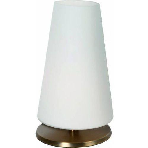 Steinhauer ANCILLA lampa stołowa Brązowy, 1-punktowy - Nowoczesny - Obszar wewnętrzny - ANCILLA - Czas dostawy: od 10-14 dni roboczych (8712746076394)