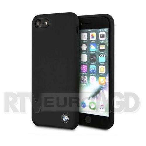 BMW BMHCI8SILBK iPhone 7/8 (czarny), kolor czarny