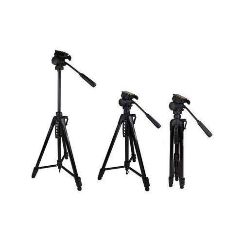 Camrock Statyw th70 170cm video głow.3d pokrowiec
