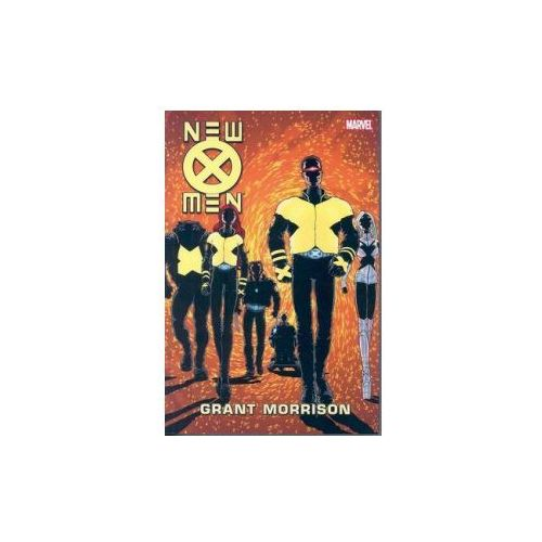 New X-men By Grant Morrison Ultimate Collection - Book 1 (9780785132516)