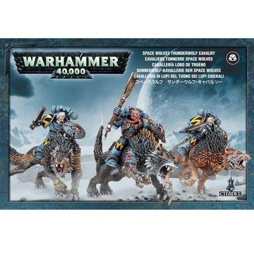Gamesworkshop Space wolves thunderwolf cavalry (53-09)  99120101091