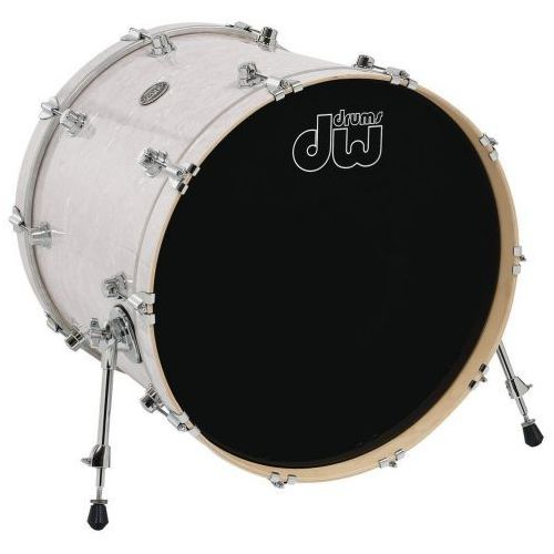 Drum Workshop Bassdrum Performance 20x16″ White Marine Pearl