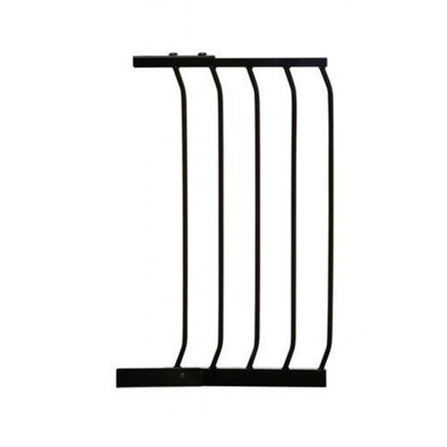 Dreambaby Rozszerzenie bramki zabezpieczającej pcr831b 36/75 cm czarny