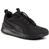 Sneakersy - pacer next tr 372640 01 puma black/puma black/puma w, Puma, 40-47
