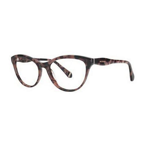 Okulary korekcyjne ekland blush tortoise marki Zac posen