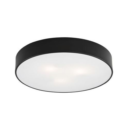 Plafon śr:45cm 3X60W E27 DARLING Czarny 1186 ARGON - wysyłka 24h (na stanie 4 sztuki), kolor Czarny