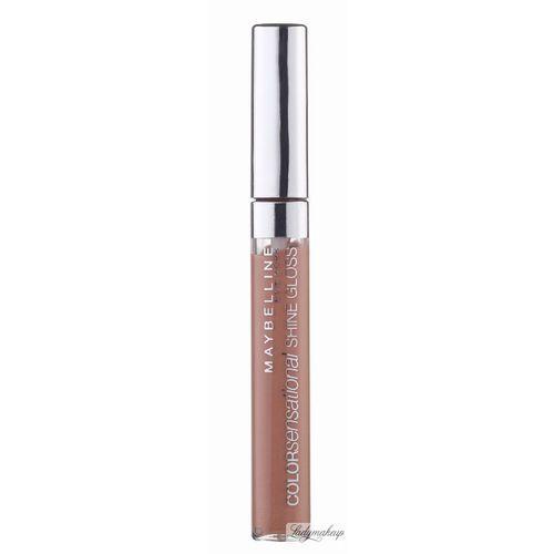 Maybelline Błyszczyk Color Sensational Shine Gloss - 137 Fabulous Pink - 6,8 ml