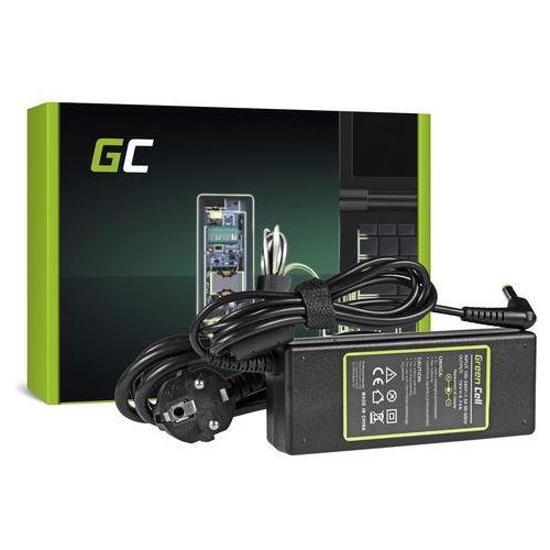 Zasilacz do laptopa ac adapter 19v, 4.74a (akkzagrerdsie002) darmowy odbiór w 20 miastach! marki Green cell
