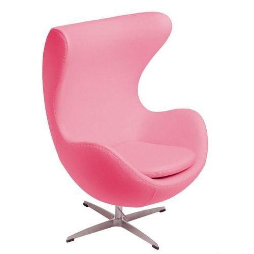 Fotel Jajo Soft wełna różowy XXX (2200000094049)