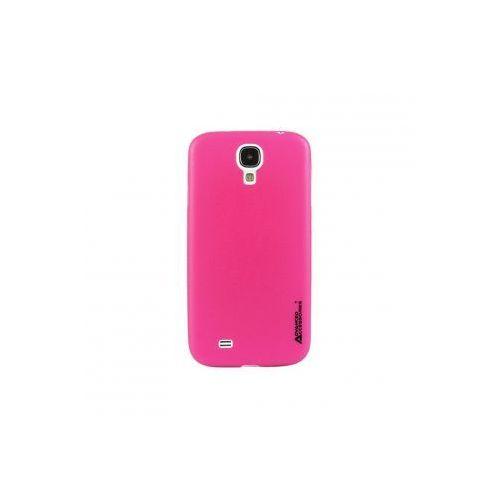 ADVANCED ACCESSORIES Etui GHOST dedykowane do Samsung Galaxy S4 - różowe Odbiór osobisty w ponad 40 miastach lub kurier 24h - produkt z kategorii- Futerały i pokrowce do telefonów