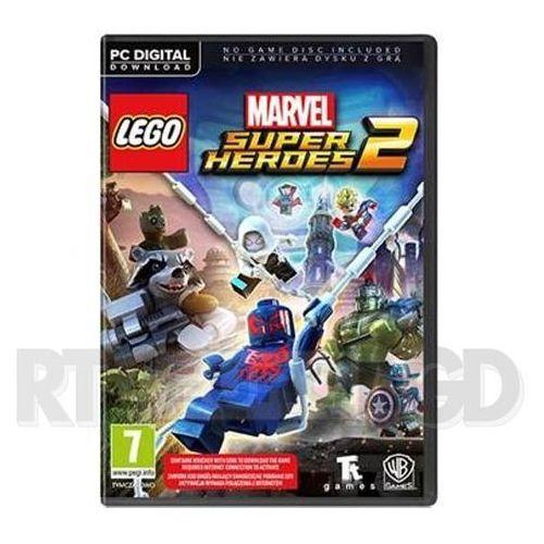 Wb games Lego marvel super heroes 2