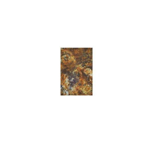Fomei Tło gniecione 2,7x7m batik-yellow-braun-ocher