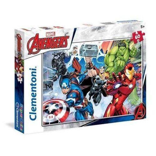 60 elementów Avengers