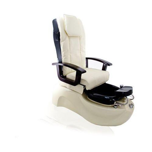 Activ Fotel pedicure spa ts-1204 ecru z funkcją masażu