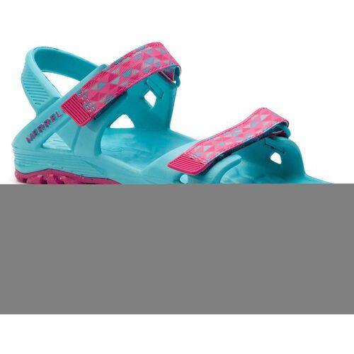 Sandały MERRELL - Ml-Hydro Drift MK161234 Blue/Pink